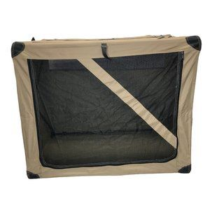 ABO Dog Digs Pet Crate Portable Canvas Folding Lar